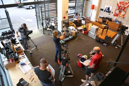 Niche Camera's Shop Floor