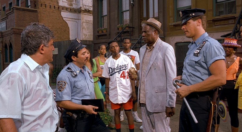 Spike Lee's 'Do The Right Thing' - copyright Universal Pictures