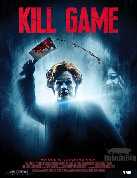 Kill Game Poster (copyright VMI)