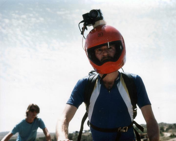 Mak Shulze thirty years before GoPro.