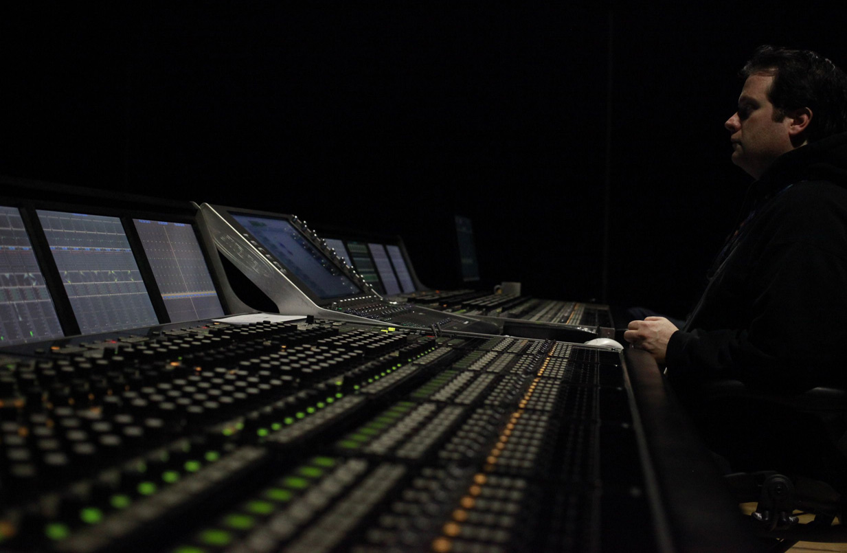 Working in Dolby ATMOS (Soundfirm)
