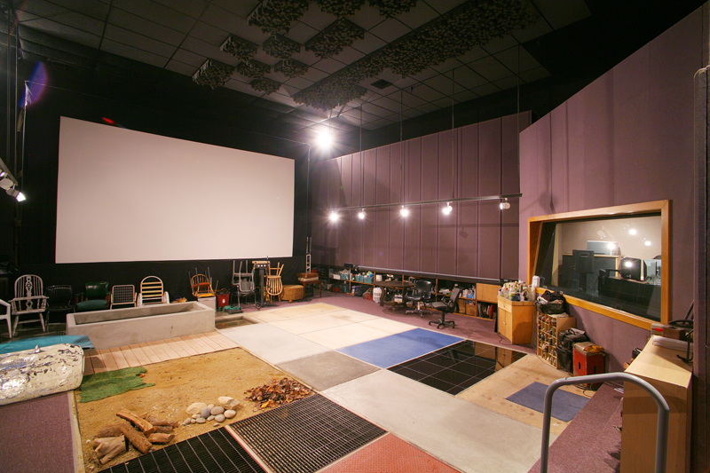 Foley Stage at Universal Studios Hollywood (photo (c) Universal Studios Hollywood)