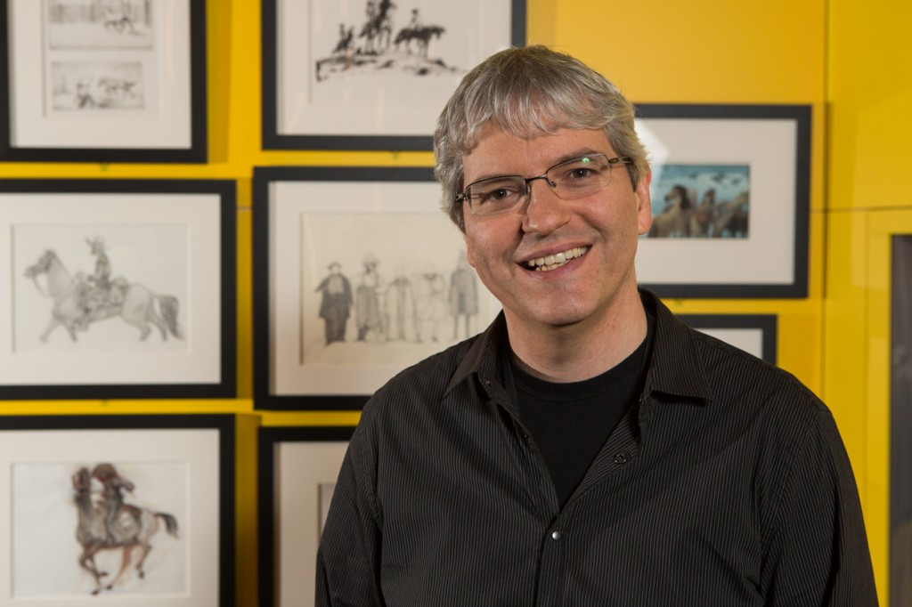 Dreamworks VFX Supervisor Doug Cooper (pic by Mark Gambino)