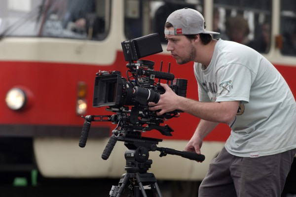 Filmmaker-For-A-Cause-Shooting-with-Miller-Arrow-Tripod-System---Image1
