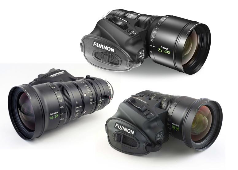 Fujinon Cabrio lenses
