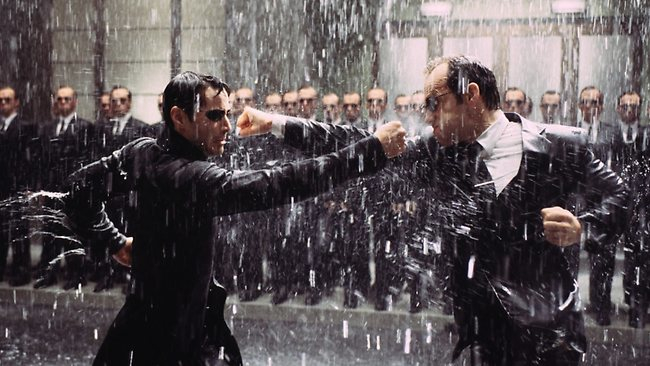 Matrix Reloaded - Jasin Boland