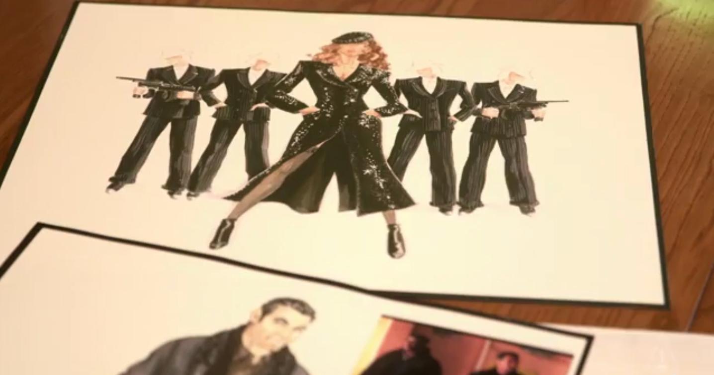 Betsy Heimann's costume designs
