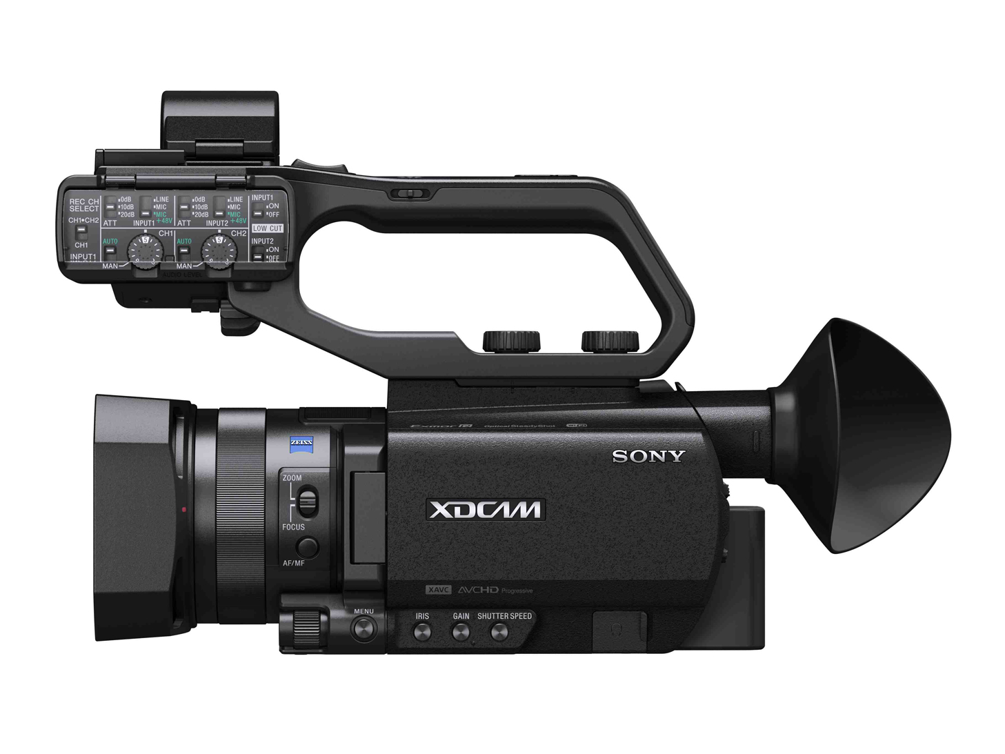 New Sony launches compact PXW-X70 handheld professional camcorder