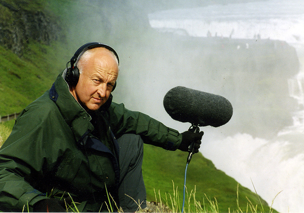 Sound Recordists Chris Watson (image: lists/uk)