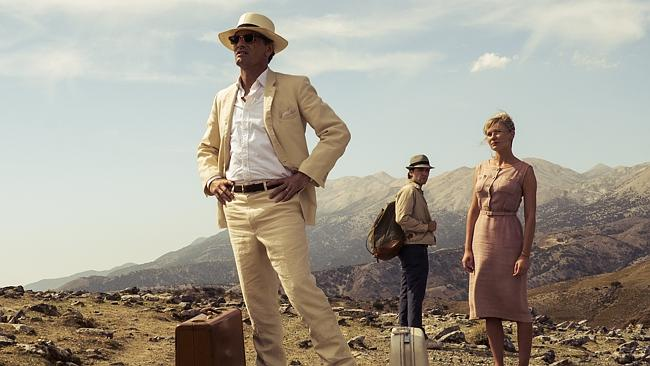 Viggo Mortensen and Kirsten Dunst star in 'The Two Faces of January'.