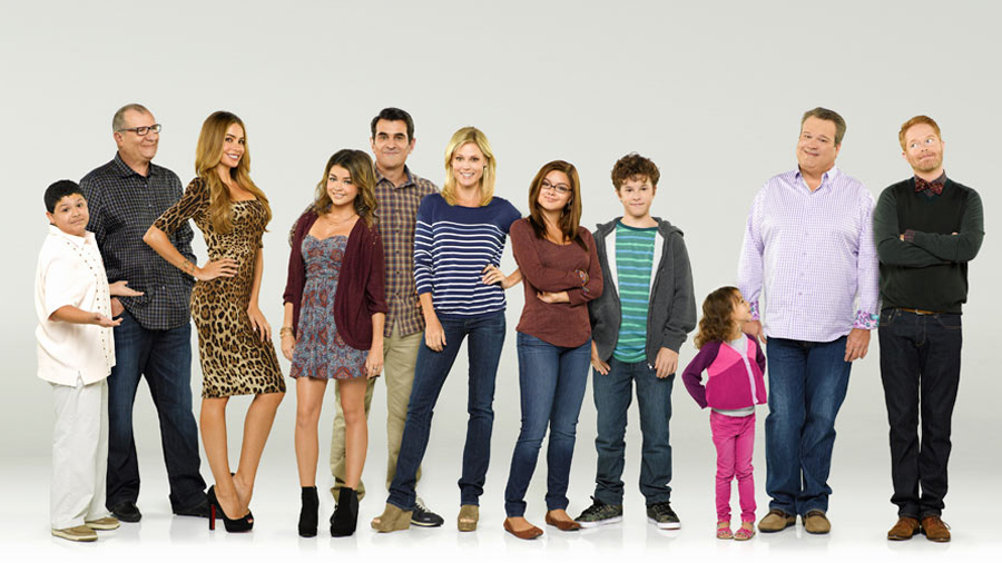 The 'Modern Family' Cast