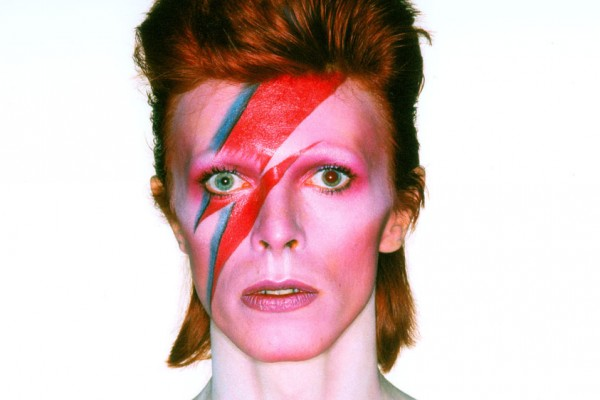 Bowie is Ziggy Stardust