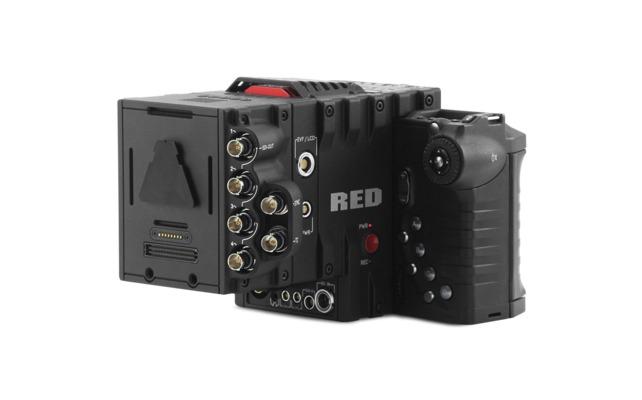 RED 4K Broadcast Module
