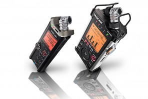 NEW RECORDERS AND AUDIO INTERFACES – TASCAM