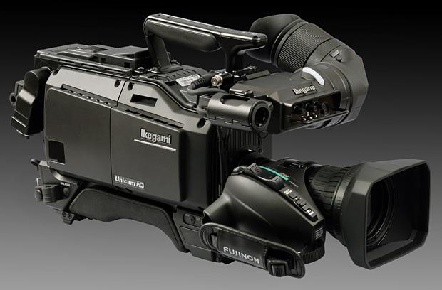 Ikegami HC-HD300 camcorder_web