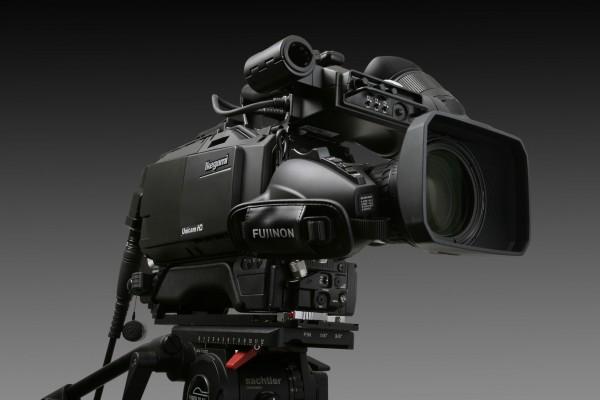 Ikegami HC-HD300 camera front