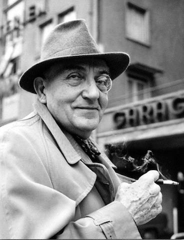 Film Director Fritz Lang