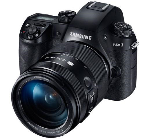 SAMSUNG NX1 4K MIRRORLESS CAMERA WITH 1080P/60FPS AND HEVC H