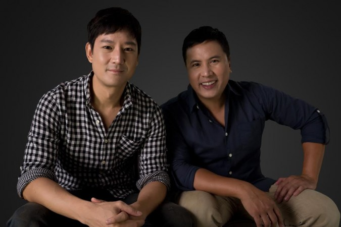Christian Lee and Jason Chan