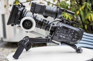 ARRI TO RELEASE A FULL SET OF ACCESSORIES FOR THE SONY FS7