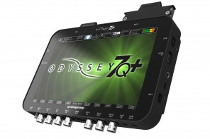HOW TO SET UP THE 4K ODYSSEY7Q+ TO PANASONIC'S GH4 OR SONY'S A7S