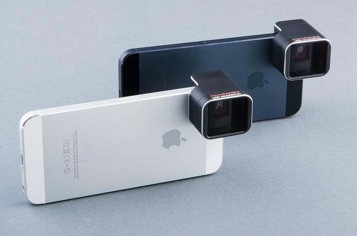 Moondog Labs new 1.33x Anamorphic Adapter Lens