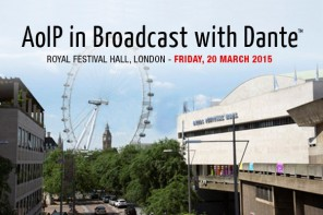 LONDON: AOIP IN BROADCAST EVENT