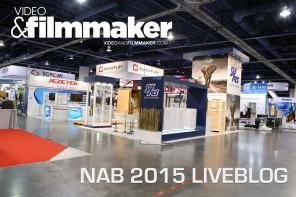 NAB 2015 LIVE BLOG