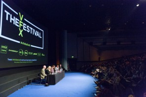 HOW I SURVIVED THE LONDON VFX FESTIVAL