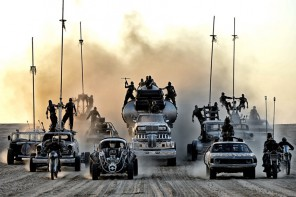 MIKING THE MADNESS: <br />SOUND FOR MAD MAX FURY ROAD