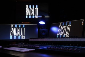 STUDIO VIEW: THE BACKLOT