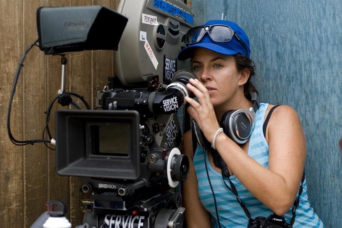 """Milk and Sorrow"" director Claudia Llosa image: unknown)."