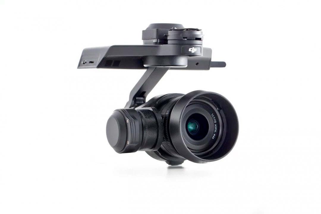 Zenmuse X5R sensor