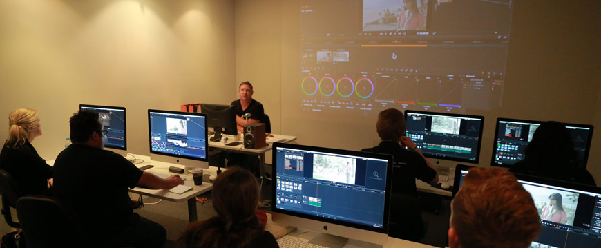 Digistor DaVinci Resolve Class (image: supplied).