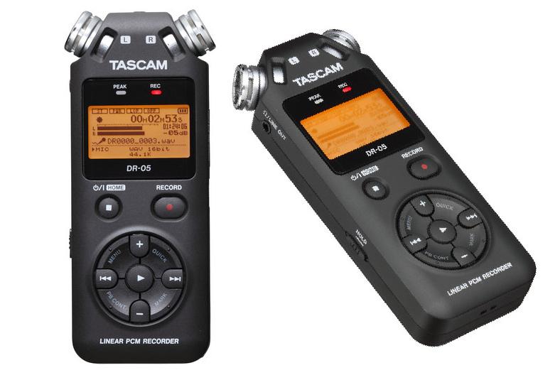 Tascam-dr05