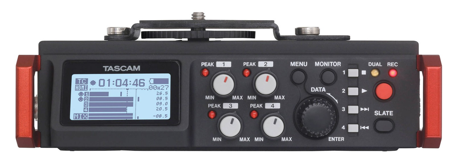 tascam-dr701d-front