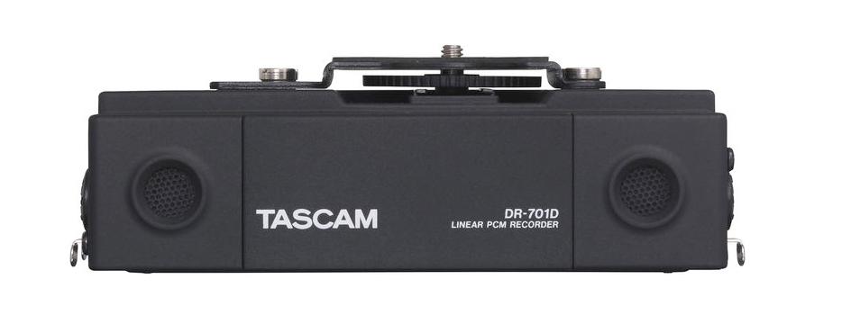 tascam-dr701d-top