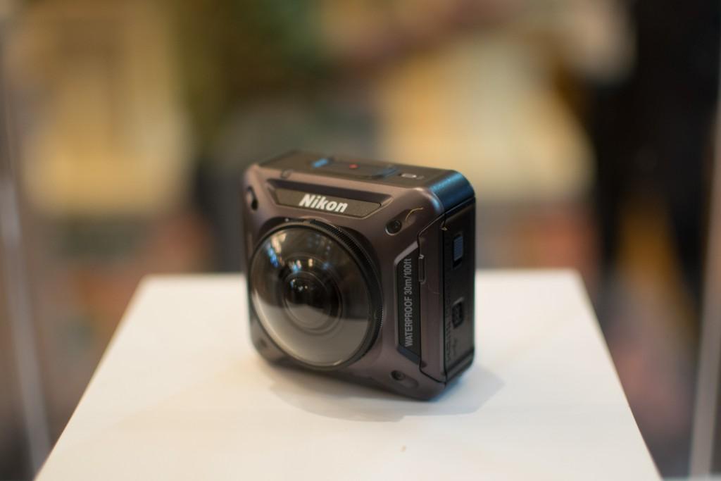 Nikon Keymission 360 1