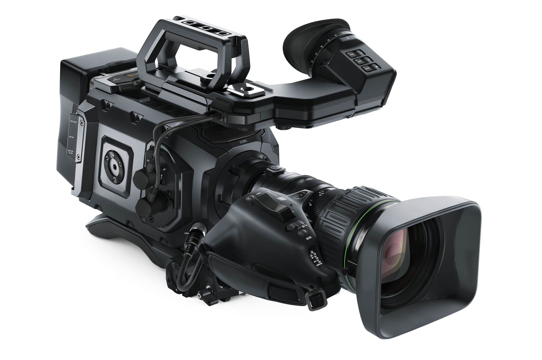 blackmagic ursa mini b4 mount angle