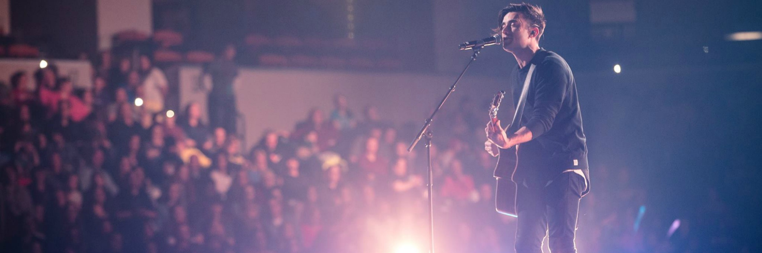 Phil Wickham, one of the many artists whose music you can licence on SongFreedom.