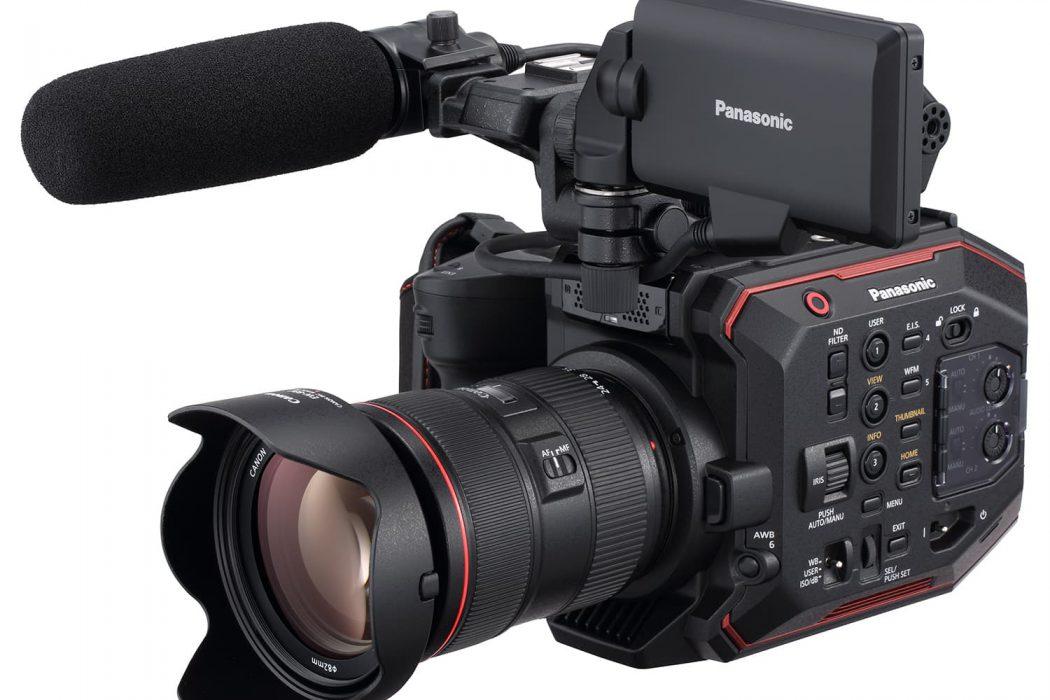PANASONIC'S NEW 14-STOP 4K CAMERA - Video & Filmmaker ...
