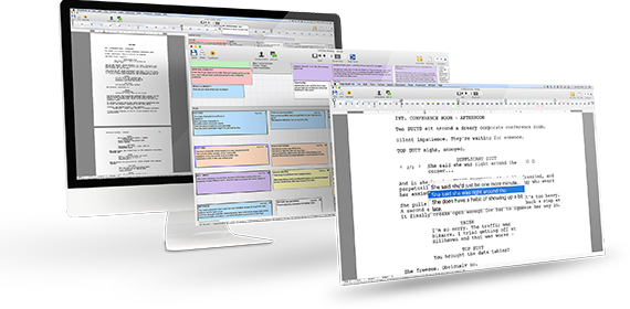 Final Draft 10 Script Software