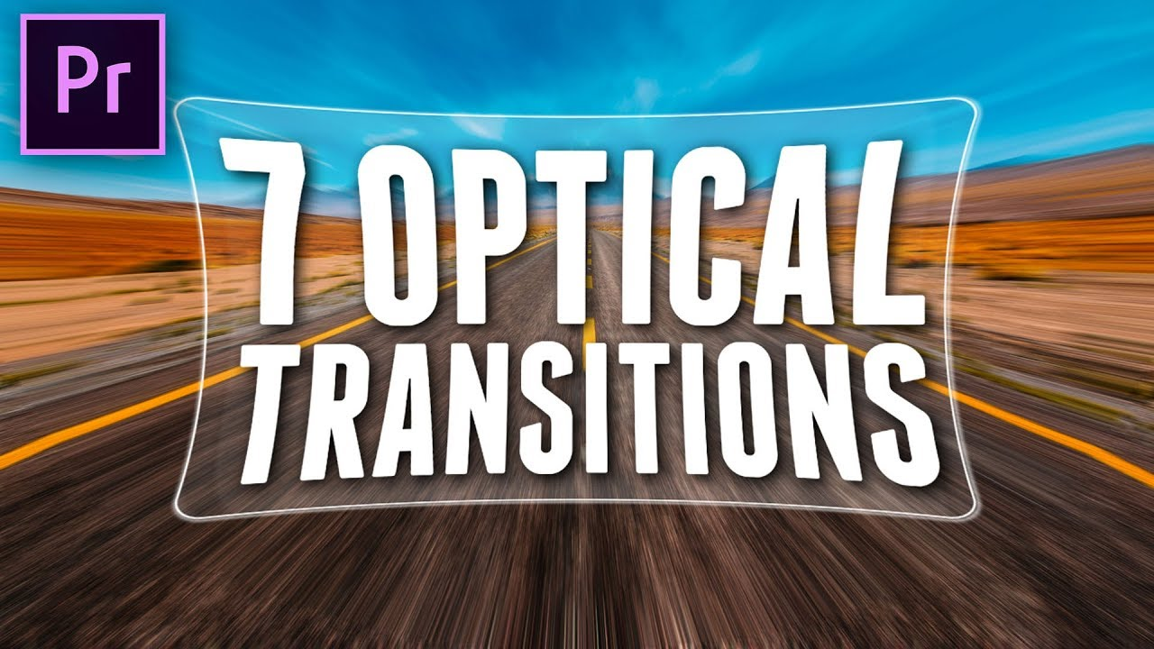 TUTORIAL: 7 optical transitions from Adobe Premiere Pro - Video & Filmmaker magazine