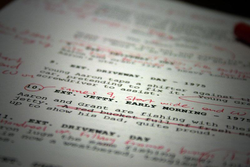 A DIRECTOR PREPARES: VISUAL SCRIPT BREAKDOWN - Video ... - photo#31