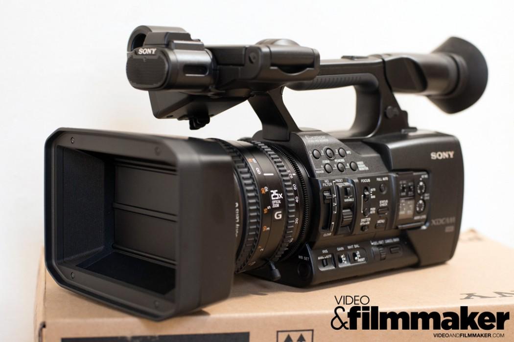 review sony s pxw x180 and pxw x70 4k video filmmaker rh videoandfilmmaker com sony digital video camera instruction manual sony video camera manual download