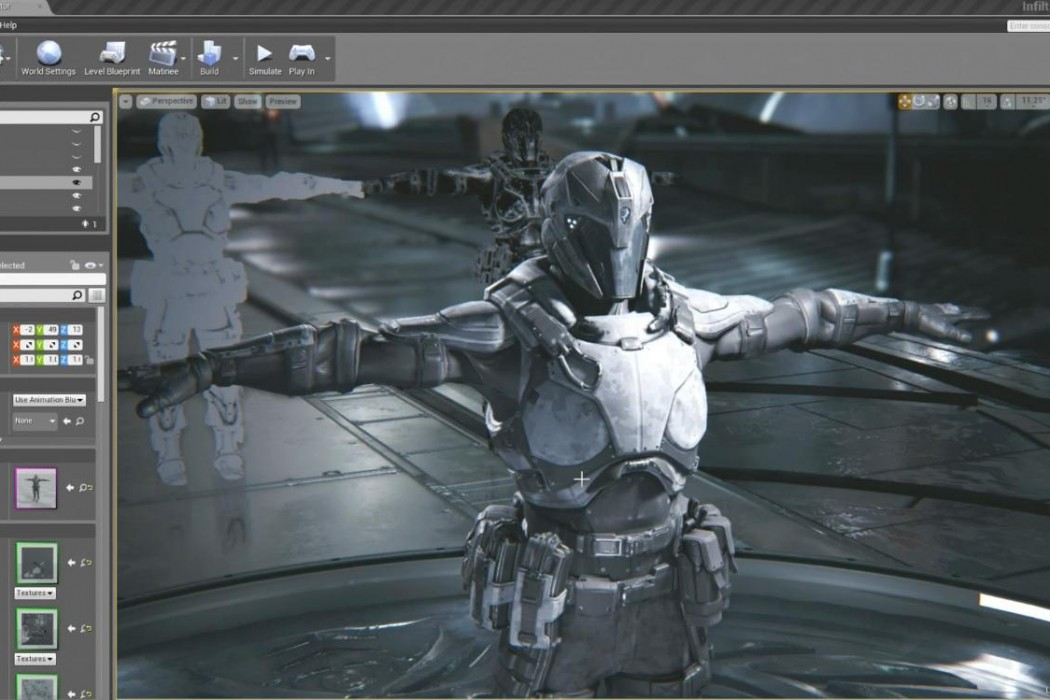 EPIC FREE FOR ALL – UNREAL ENGINE 4 7 - Video & Filmmaker