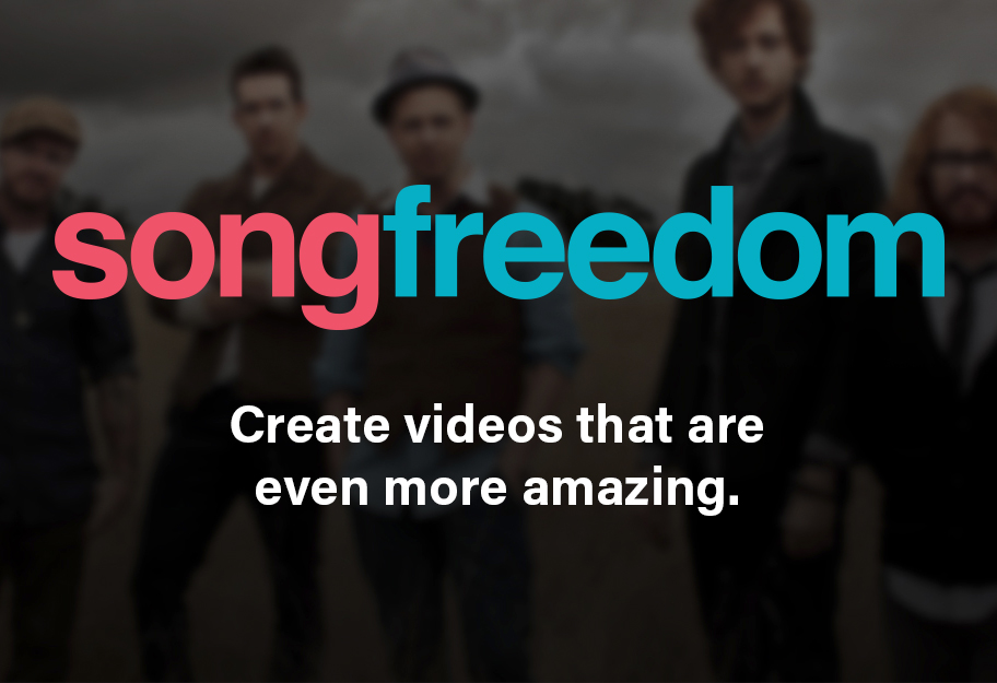 SONGFREEDOM – EASILY LICENSE TOP ARTISTS MUSIC FOR FILM PROJECT