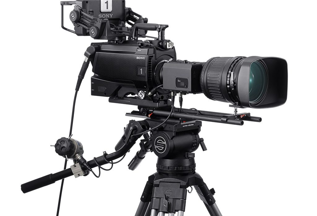 SONY'S FIRST 8K SYSTEM CAMERA - Video & Filmmaker magazineVideo