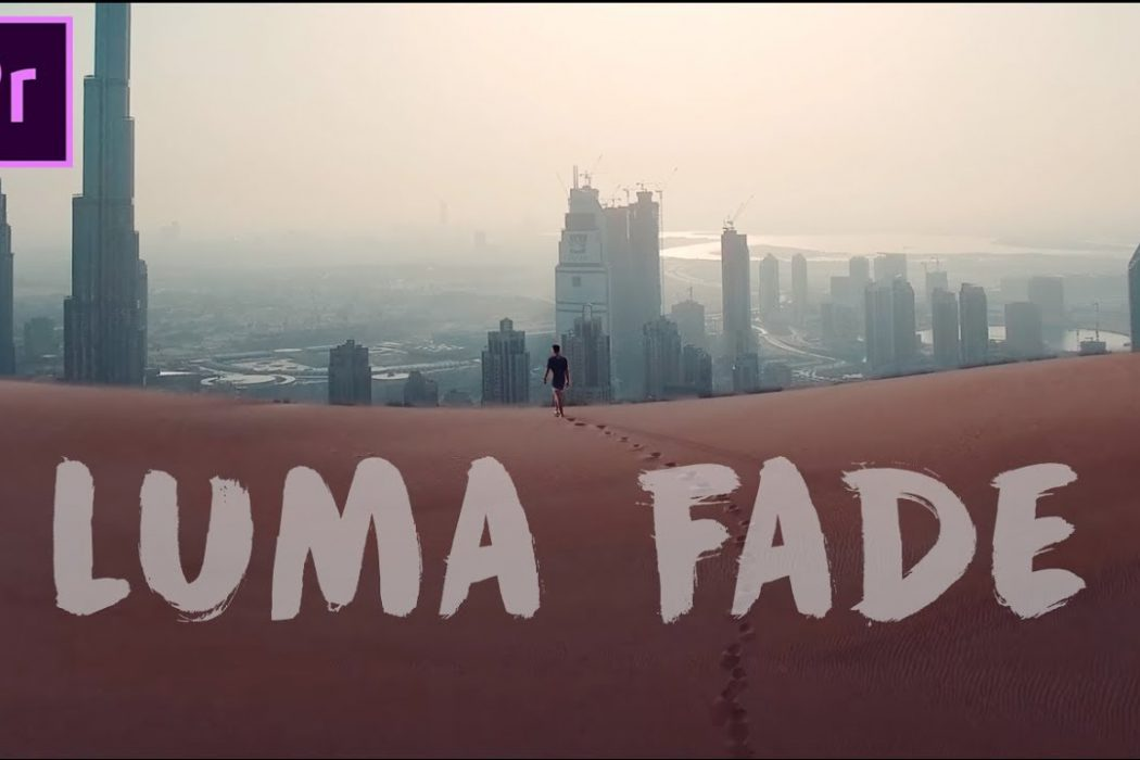 FREE STUFF: LUMA FADE transition for Adobe Premiere Pro - Video