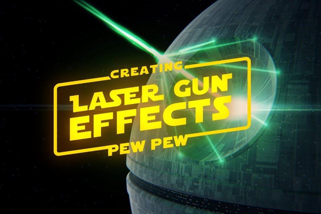 Tutorial Create Han Solo S Laser Gun Video Filmmaker